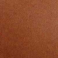 Фетр листовой 20x30 см, 1 мм, Коричневый