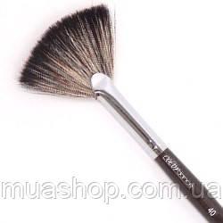 Кисть №40 Black (для завершения макияжа), фото 2