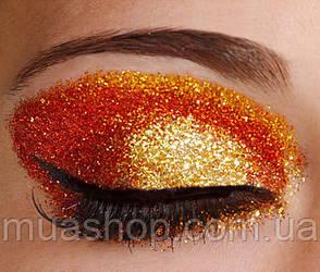 Глиттеры рассыпчатые AsurA cosmetics 20 Sun, фото 2
