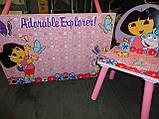 """Детский столик со стульчиками Dorlin Dora J 002-051 «Даша путешественница""""киев, фото 3"""