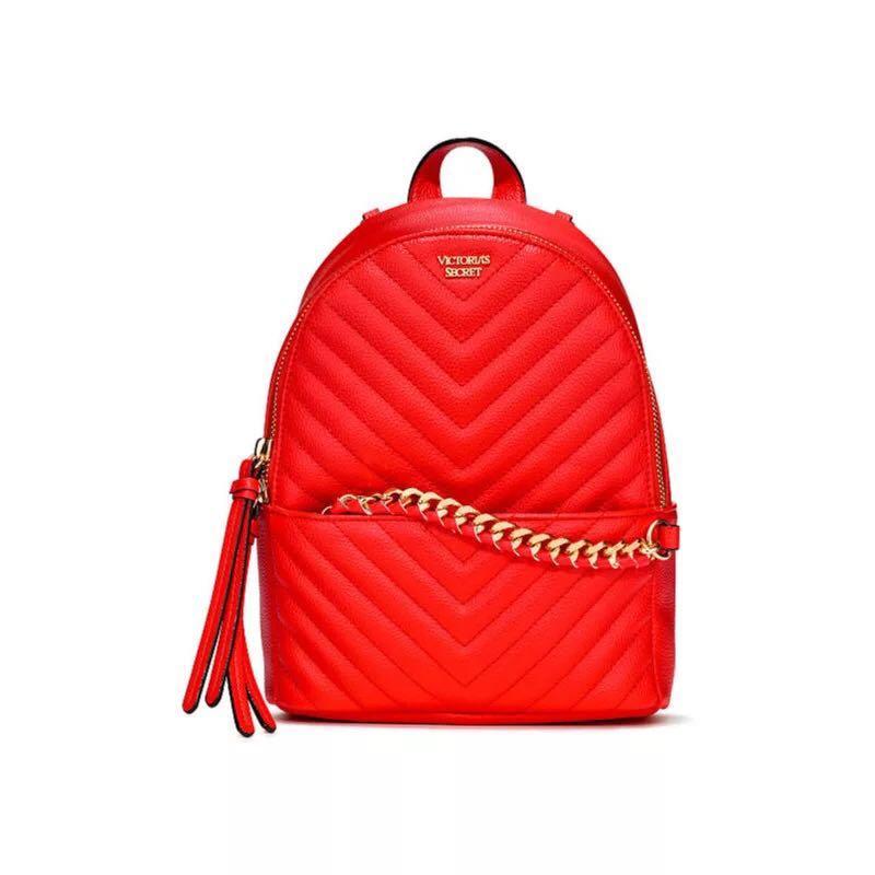 Рюкзак женский городской / спортивный сумка Victoria s Secret (Виктория Сикрет) VS43