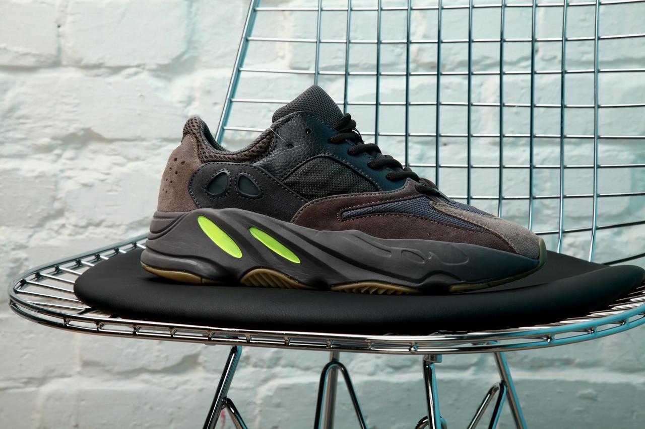 28d2afb12 Мужские кроссовки Adidas Yeezy Boost 700 Mauve Wave Runner топ-реплика -  Интернет-магазин