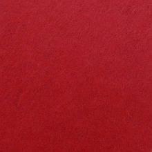 Фетр жесткий 1 мм, лист 20x30 см, бордовый (Китай)