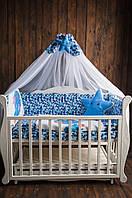 Комплект для детской кроватки LITTLE EXPLORER, фото 1