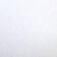 Фетр жесткий 1 мм, лист 20x30 см, Белый (Китай)