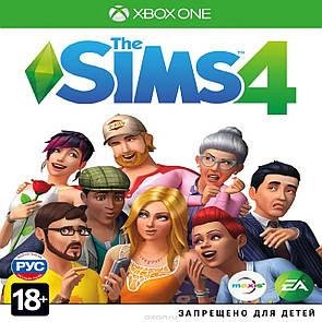 Sims 4 RUS XBOX ONE (Б/В)