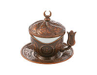 Чашка для кофе Sena Бронзовый тюльпан Тирьяки