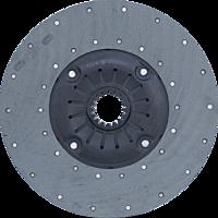 Диск сцепления (фередо) Т-150, СМД-60 150.21.024-2 мягкий, фото 1