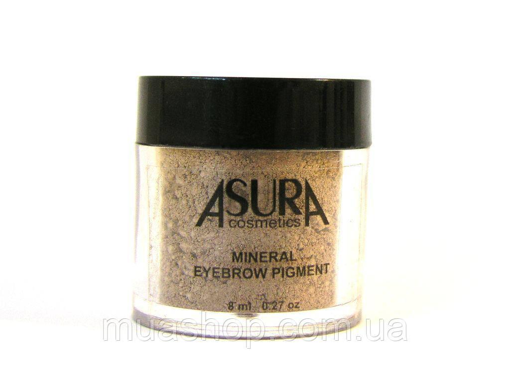 Пигменты для бровей AsurA 01 Warm Blond