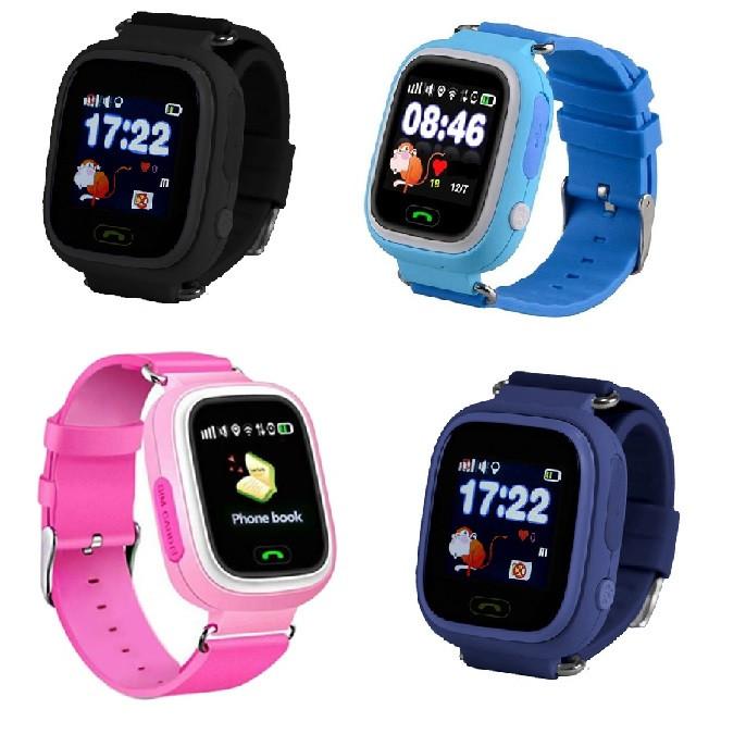 Смарт часы Smart Baby Watch Q90 с GPS
