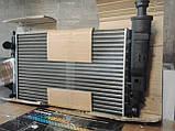Радиатор охлаждения двигателя - Thermotec, Nissens Behr Hella, кондиционера AVA, вентилятор Valeo, фото 3