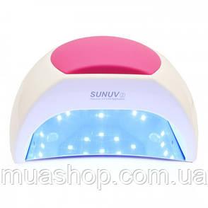 LED+UV лампа для маникюра SUN 2 48W, фото 2