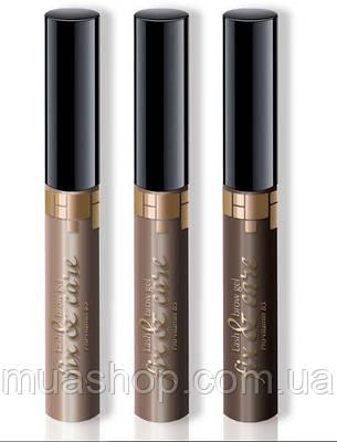 Art Visage ГЕЛЬ - для бровей и ресниц оттеночный Темно-коричневый, фото 2