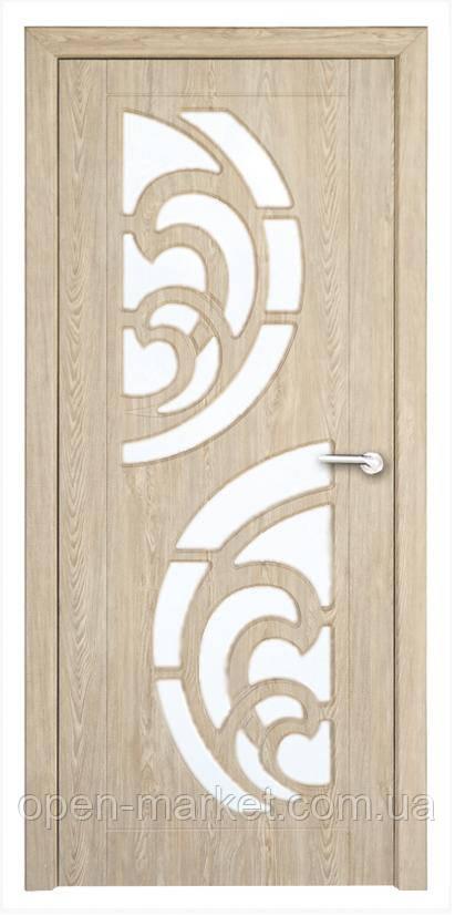 Модель Прибій (карпатська ялина) ПО, міжкімнатні двері, Миколаїв