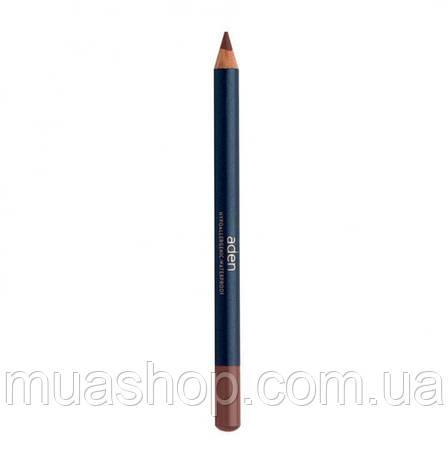 Aden Карандаш для губ 030 Lipliner Pencil (30/MILK CH.) 1,14 gr, фото 2