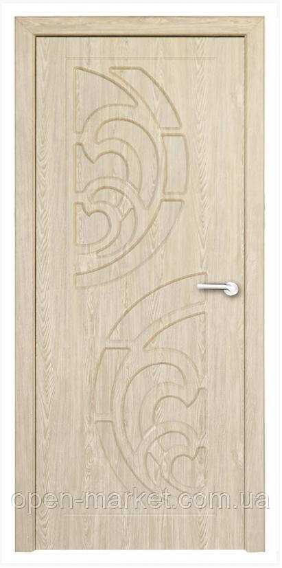 Модель Прибой (карпатская ель)  ПГ, межкомнатные двери, Николаев