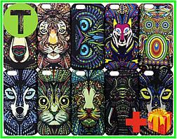 Чехол Animals Case for iPhone 6S/6