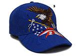 USA бейсболка чоловіча, жіноча, унісекс, кепка, фото 2