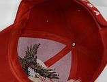 USA бейсболка чоловіча, жіноча, унісекс, кепка, фото 9