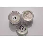 Рассыпчастые тени ( бело-розовая слюда) Cinecitta 31
