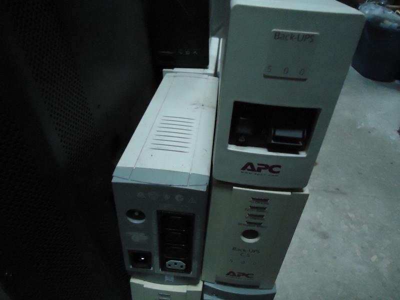 Источник бесперебойного питания ИБП APC Back-UPS CS 500