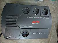 Источник бесперебойного питания ИБП APC Back-UPS ES 525 с обычными розетками
