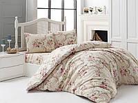 Комплект постельного белья Arya Dinah кретон Евро арт.TR1005001