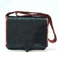 Женская сумка из высококачественной кожи и натурального меха Marc O'Polo oryginal (Германия) 353110