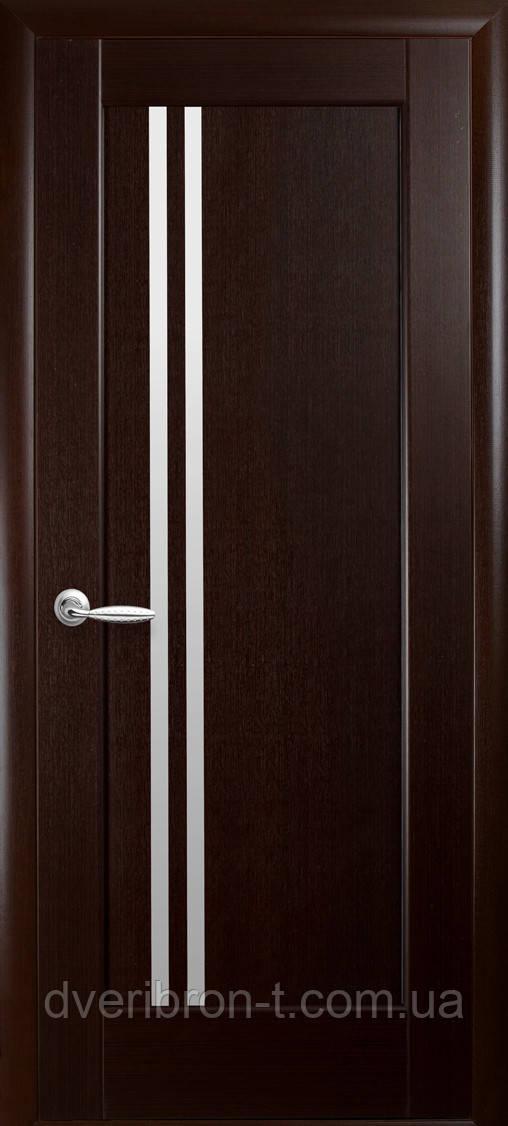 Двери Новый Стиль Делла венге, коллекция Ностра