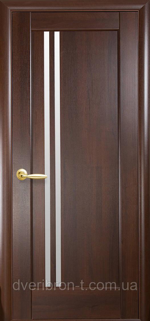 Двери Новый Стиль Делла каштан, коллекция Ностра