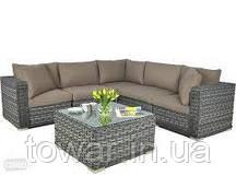 Kомплект углового дивана для отдыха VEGA 3 цвета