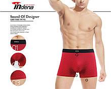 Мужские стрейчевые боксеры «INDENA»  АРТ.85061, фото 2
