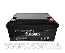 Аккумуляторная батарея SXA 65-12 (технология AGM)