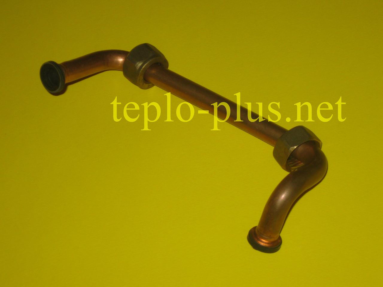 Патрубок (трубка) входа холодной воды B81609 Beretta Idrabagno Aqua 11, 11 i