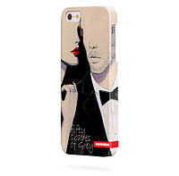 Чехол для iPhone 5/5s Fifty Shades of Grey V2