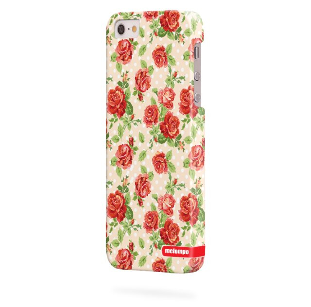 Чехол для iPhone 5/5s Принт розочки V2