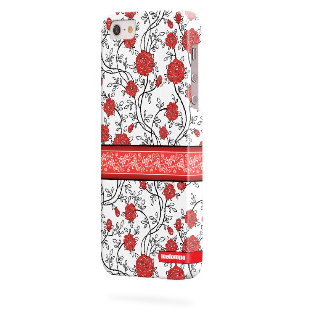 Чехол для iPhone 5/5s Красные розы