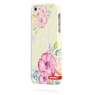 Чехол для iPhone 5/5s Цветы М15