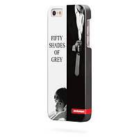 Чехол для iPhone 5/5s Fifty Shades of Grey B&W