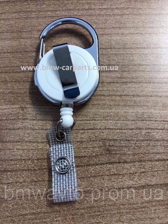 Брелок-держатель для пропуска Volkswagen Badge Holder, фото 2