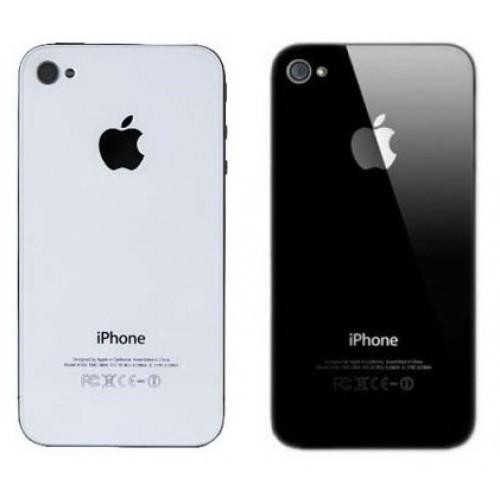 Задняя панель для iPhone 4/4S (белый, черный) - Top-Device в Киеве