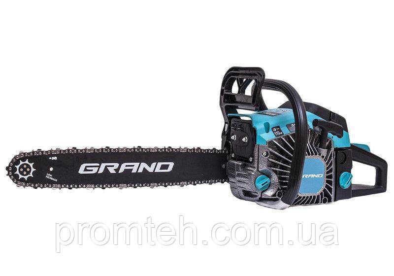 Бензопила Grand БП-45-52 Металл 1 шина и 1 цепь