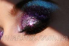 Глиттеры рассыпчатые AsurA cosmetics 05 Violets, фото 3