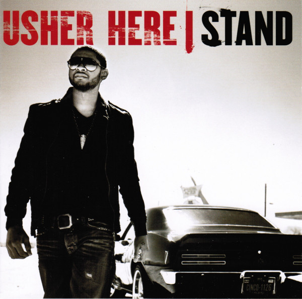 СD-диск Usher - Here I Stand