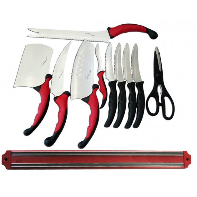 Набор ножей Contour Pro Knives из 10 предметов, ножи контур про