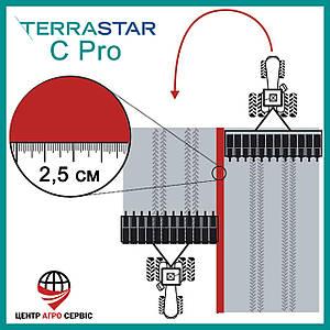 Супутникова корекція TerraStar-C Pro NovAtel (2,5 см)