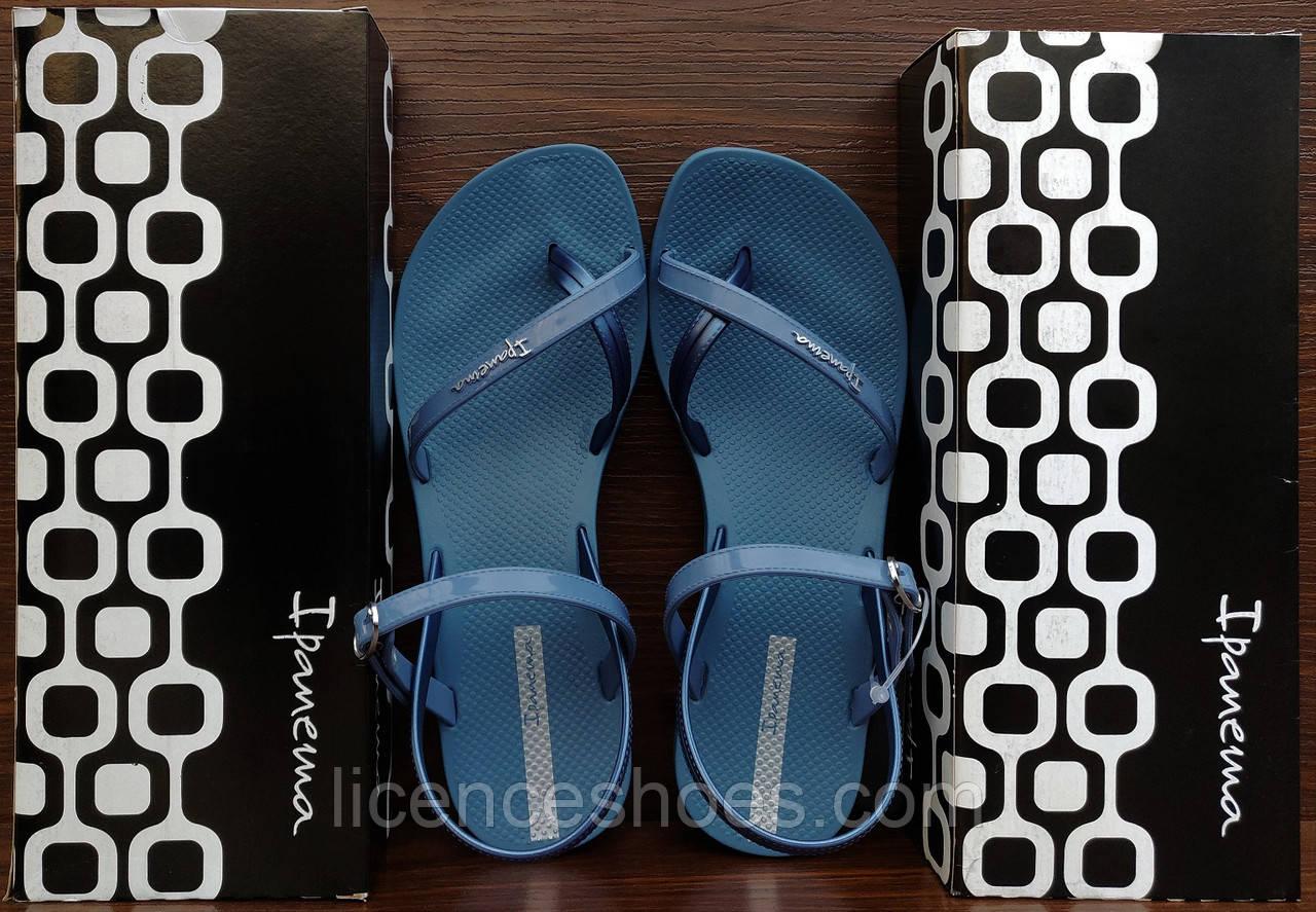 41 расцветка. Женские вьетнамки, сандалии, босоножки Ipanema Fashion Sandal VII Fem Синие