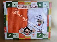 Набор кухонных полотенец Gulcan хлопок / кухня / 2шт.: 30x50 Tурция