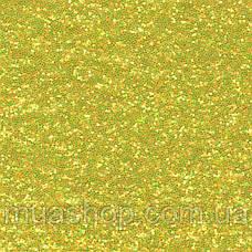 Глиттеры рассыпчатые AsurA cosmetics 21 Yellow, фото 2