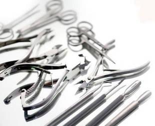 Инструменты для маникюра, педикюра